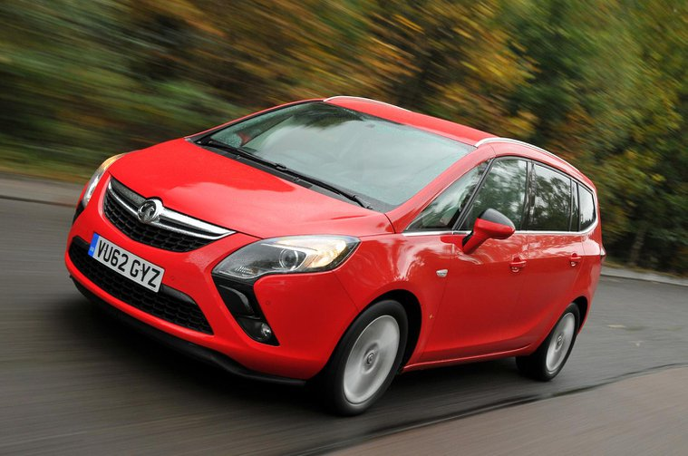 New Vauxhall Zafira and Meriva to get crossover styling