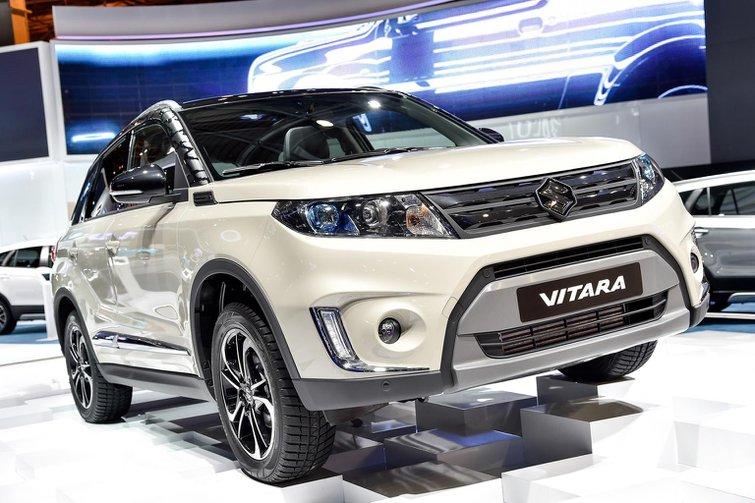 2015 Suzuki Vitara; pricing, specification, on-sale date