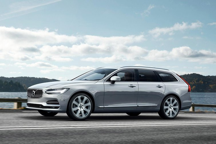 Volvo V90 revealed - all you need to know