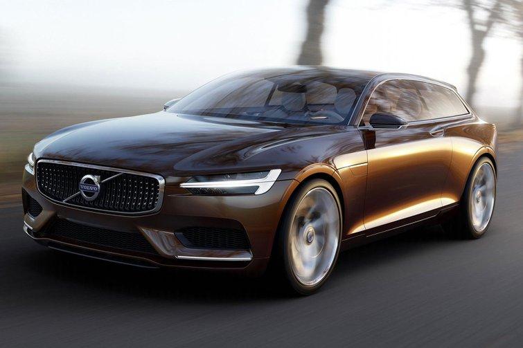 Volvo Concept Estate revealed ahead of Geneva show