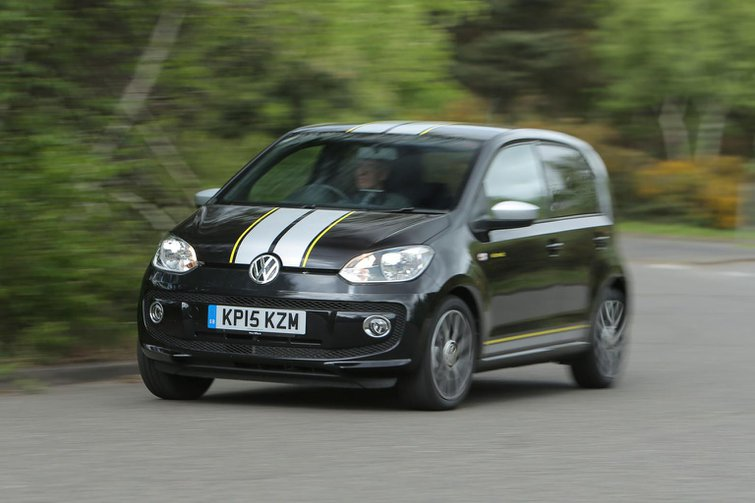 2015 Volkswagen Street Up review