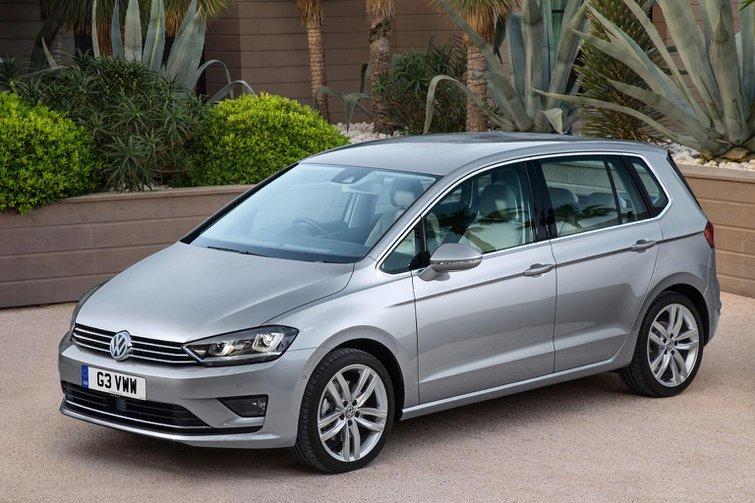 VW Golf SV prices start at 18,875