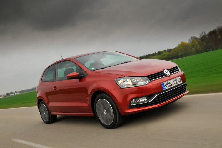 Deal of the day: new Volkswagen Polo