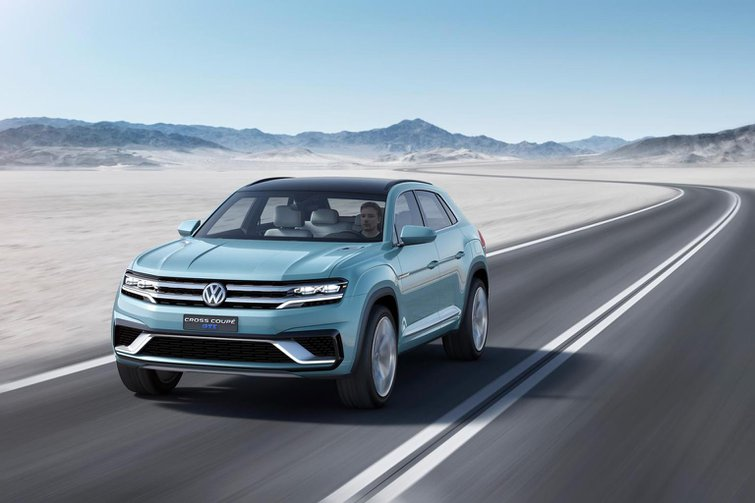 Volkswagen confirms new Tiguan for 2016 and plans for more small SUVs