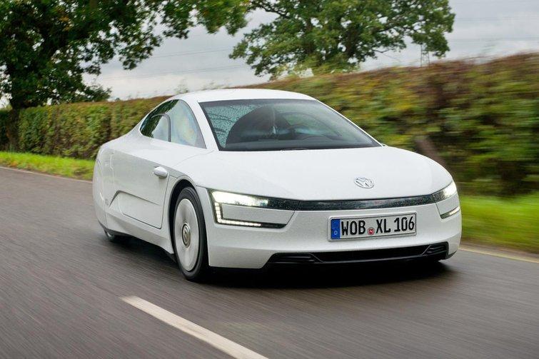 Volkswagen XL1 to cost 98,515