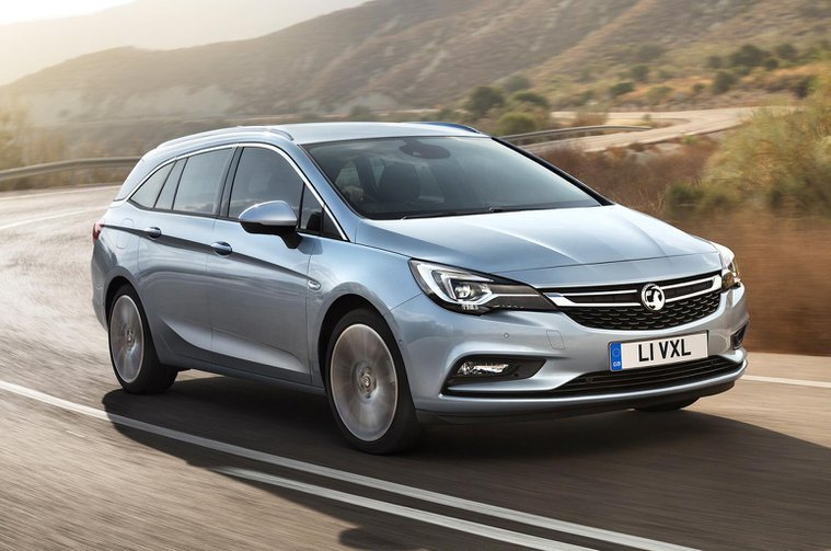2016 Vauxhall Astra Sports Tourer - prices and specs revealed