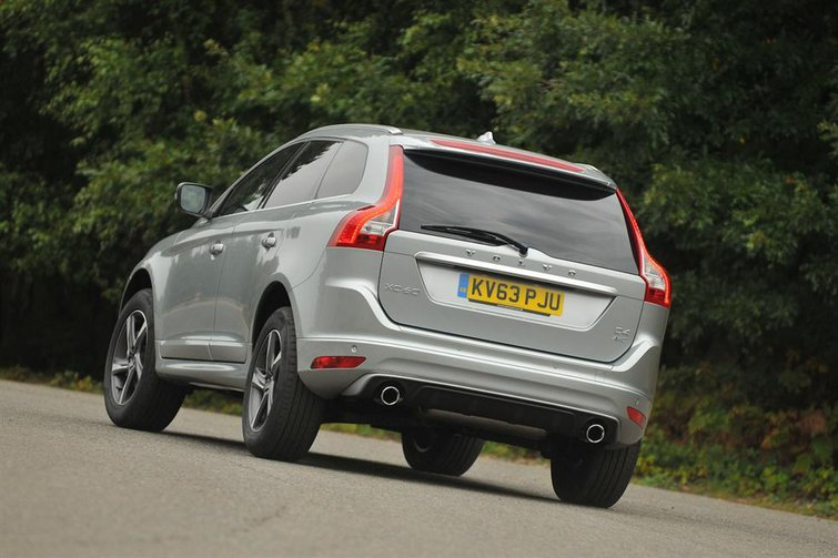 2013 Volvo XC60 D4 FWD review