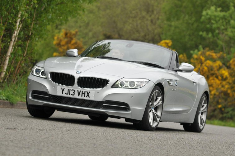 Deal of the day: BMW Z4 Roadster