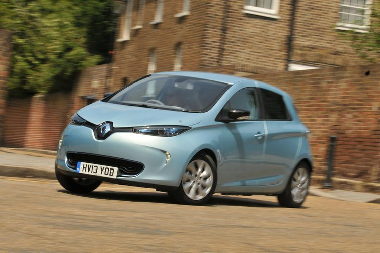 Deal of the Day: Renault Zoe