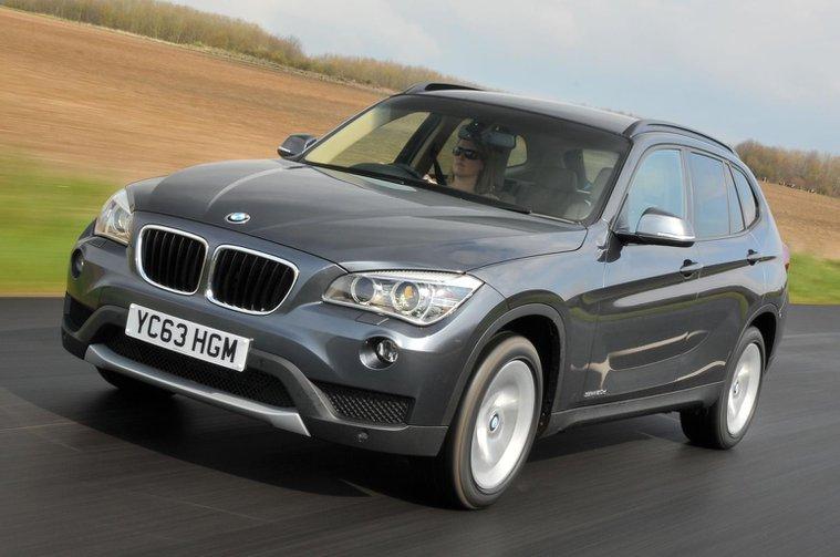 BMW X1 (09-15)