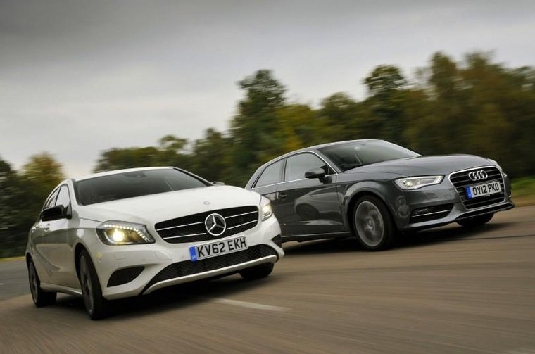 Used Audi A3 vs Mercedes-Benz A-Class