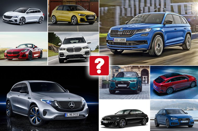 Star cars of the Paris motor show