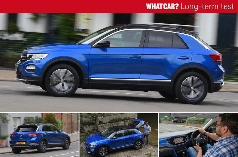 Volkswagen T-Roc long-term test