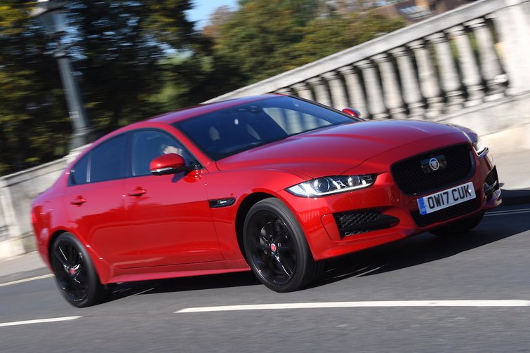 Used Jaguar XE long-term test review