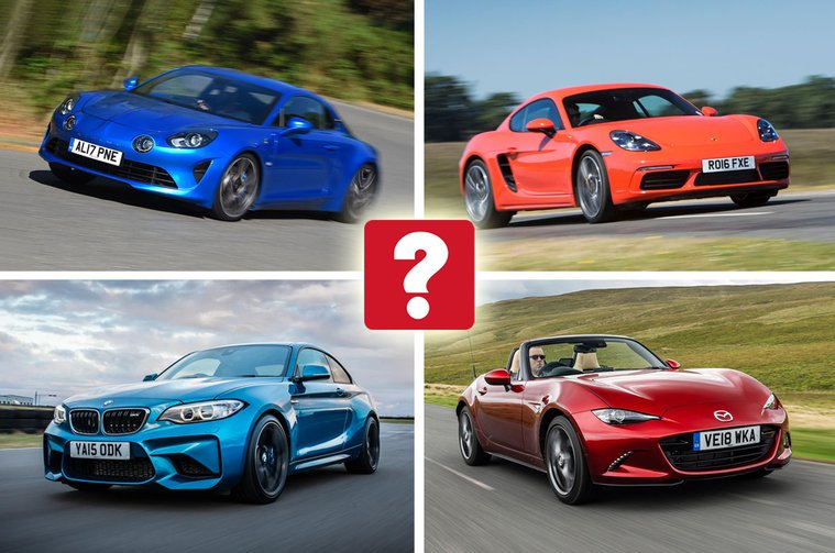 Best sports cars for less than £60,000