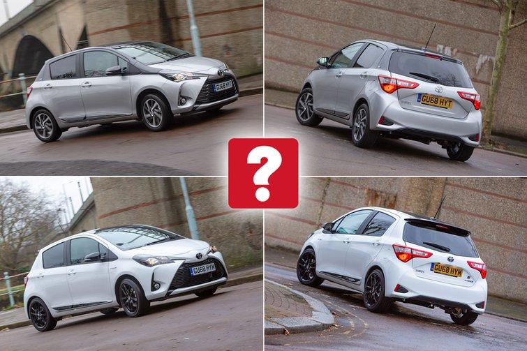 Toyota Yaris trims