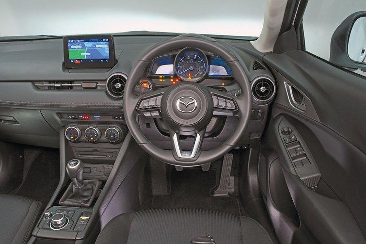 Mazda CX-3 Interior
