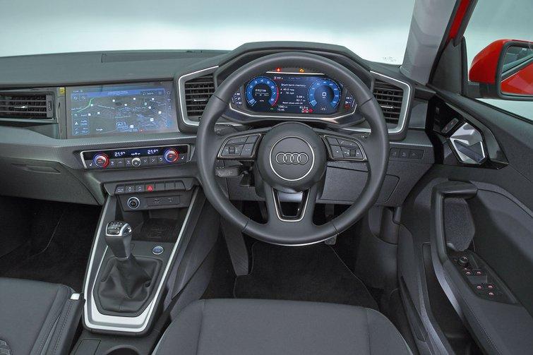 New Audi A1 vs new Mini 5dr