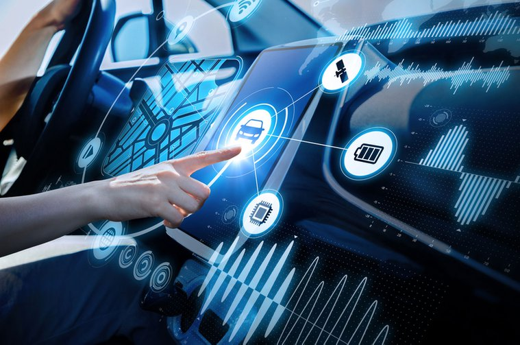 Connected car technology