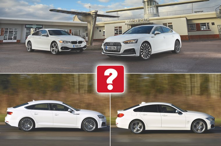 Used test: Audi A5 Sportback vs BMW 4 Series Gran Coupe