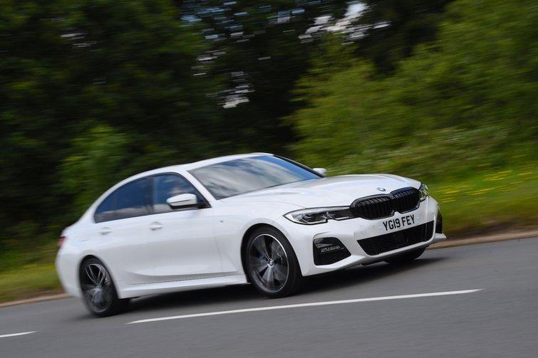 2019 BMW 330d pan