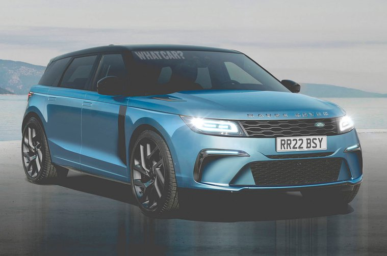 2021 Rover Rover rendering