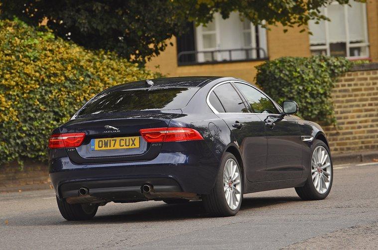 Used test: Jaguar XE vs Volkswagen Arteon
