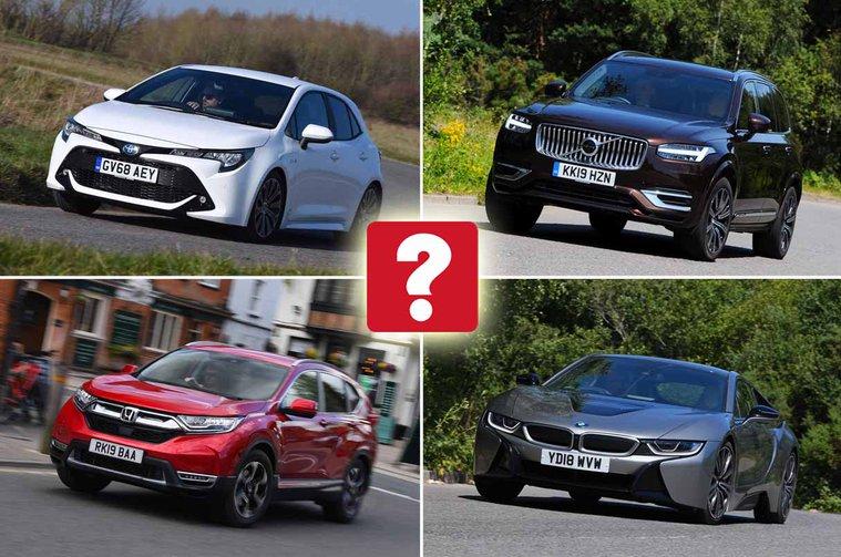 Best hybrid cars 2019
