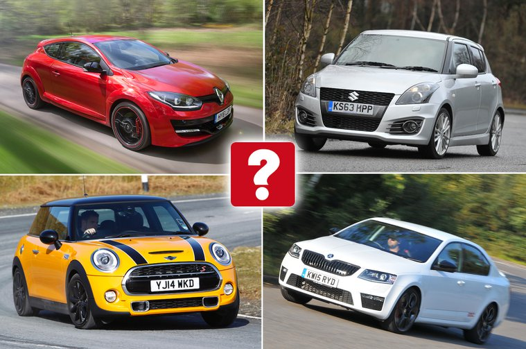 Used hot hatches