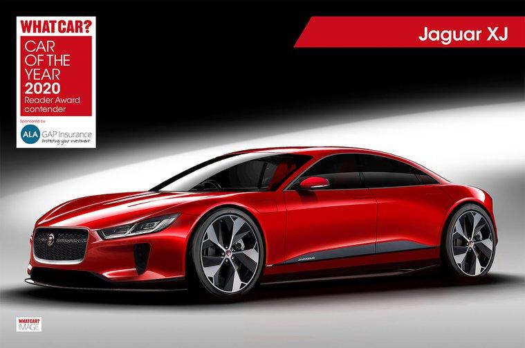 Jaguar XJ Reader Award
