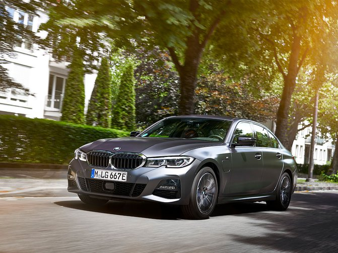 We're giving you the chance to try out the new BMW 330e at Goodwood Motor Circuit