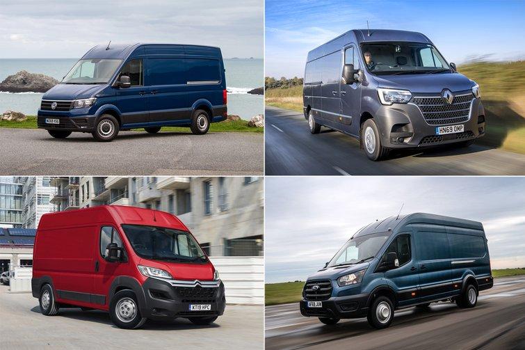 Large vans comp
