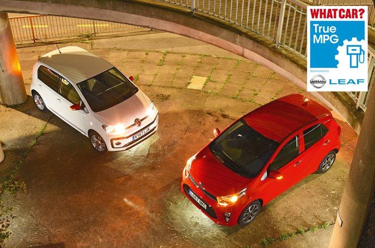 Most efficient 1.0-litre cars - True MPG