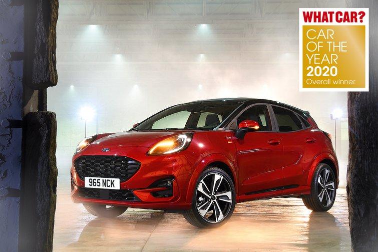 Ford Puma Car of the Year