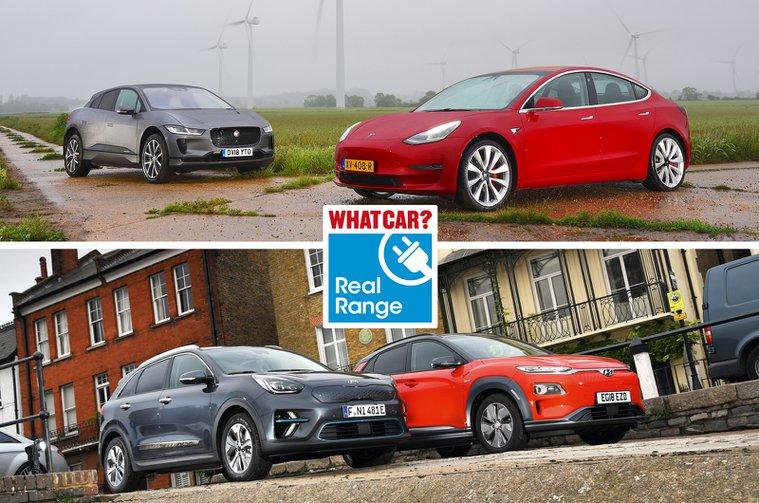 Real Range - electric cars