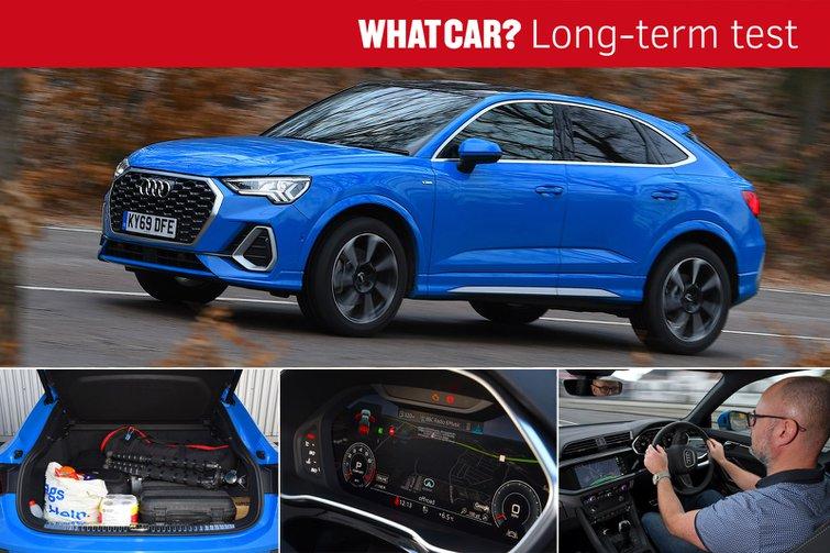LT Audi Q3 Sportback compilation