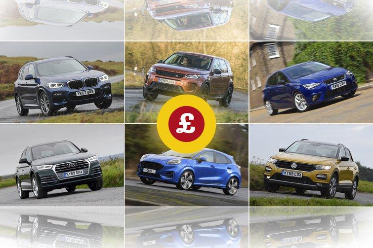 Target Price - 5* cars with savings