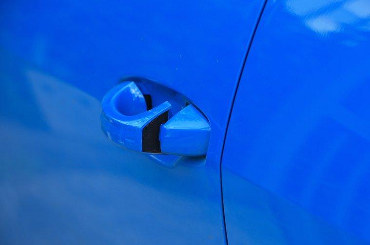 LT Audi Q3 Sportback door unlatched