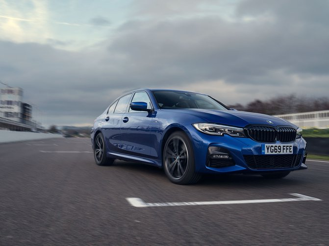 The BMW 330e is one of a new breed of BMW plug-in hybrids changing the game for hybrid cars