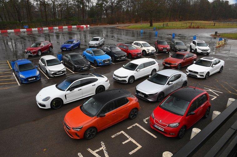 Infotainment test all cars