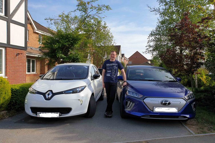 Reader review - Zoe and Ioniq