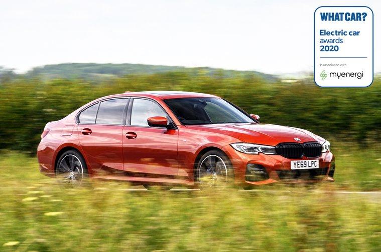 Electric Car Awards - BMW 3 Series 330e