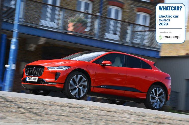 Electric Car Awards - Jaguar I-Pace