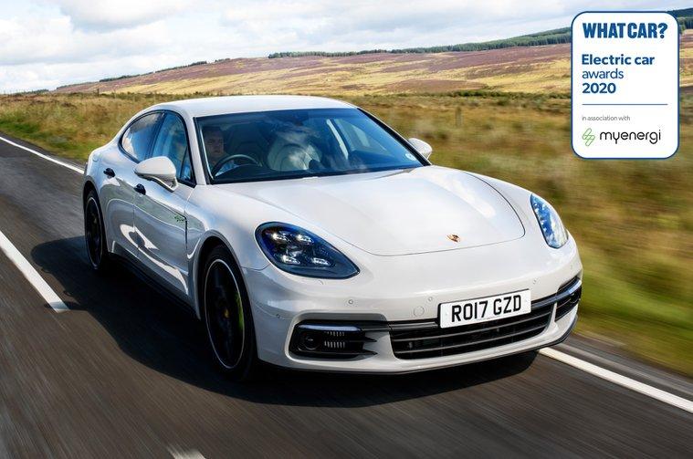 Electric Car Awards - Porsche Panamera