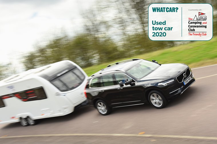 Used Tow Car - Volvo XC90