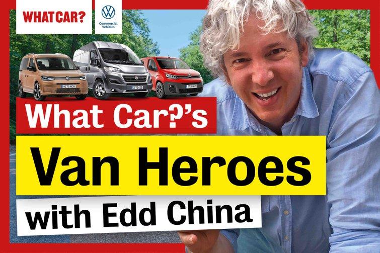 Van - Edd China's Van Heroes
