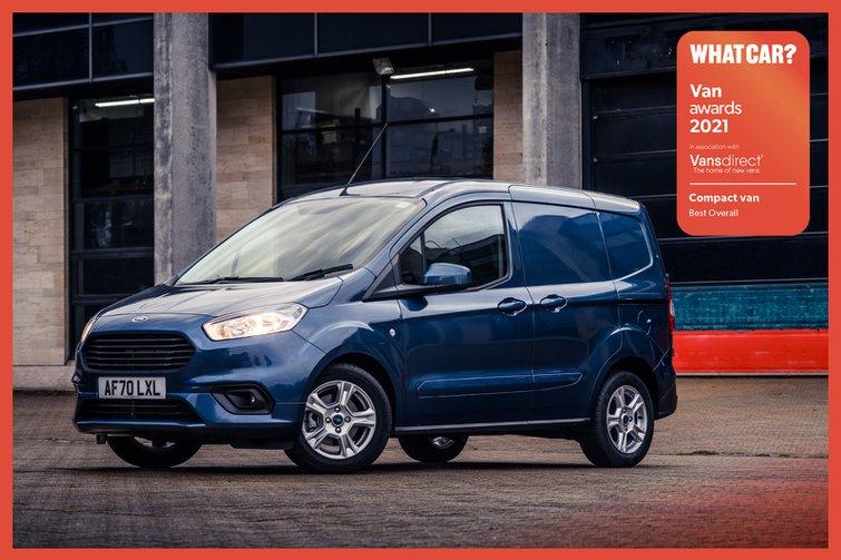 Van Awards 2021 - Compact Van - Best Overall (new logo)