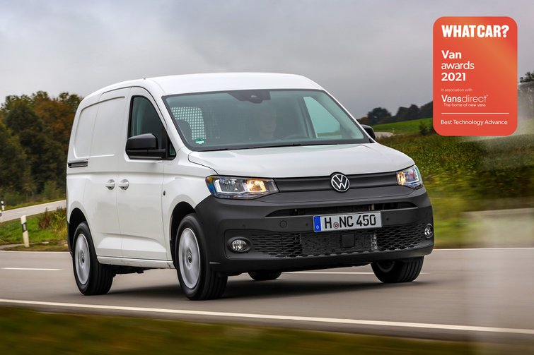 Van Awards 2021 - Best Technology Advance (new logo)