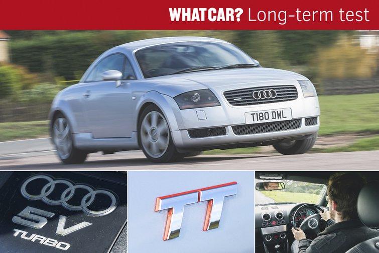 Used Audi TT long-term test review main image