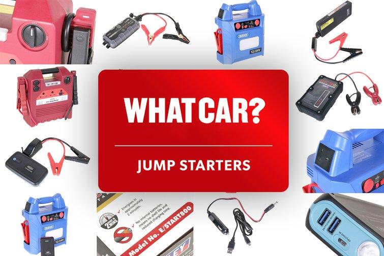 2021 Jump starters - lead image